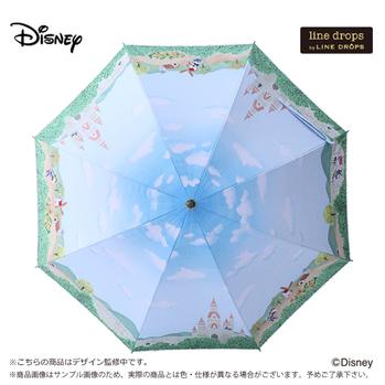 Disneyキャンバスパラソル ミッキー/巨人退治